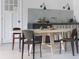 modern kitchen with dining room browse dining tables archives on remodelista