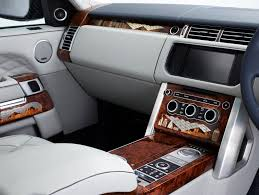 customized range rover interior official 1 of 1 overfinch range rover london edition 249 990
