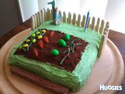 mr mcgregor s garden rabbit rabbit in mr mc gregors garden huggies birthday cake