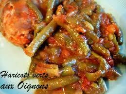 comment cuisiner les haricots verts haricots verts aux oignons et poulet amour de cuisine