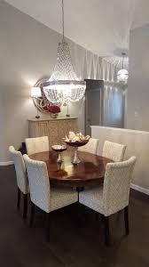 cascade grande condo remodel showcase dining room