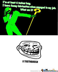 Riddler Meme - that dirty riddler by recyclebin meme center
