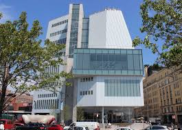 whitney museum set to open new high line hugging building by renzo