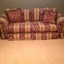 Find More  Hill Craft Gold And Maroon Sofareduced For Quick - Hillcraft furniture sofa