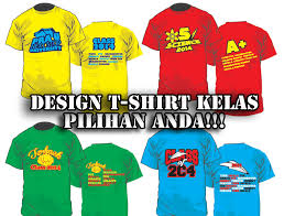 design t shirt paling cantik baju kelas hisamudin 2 jpg