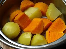 cuisiner la patate douce quenelles de patate douce au sarrasin sans gluten sans oeuf