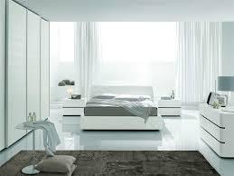 All White Modern Bedroom Modern Bedrooms - Modern bedroom interior designs