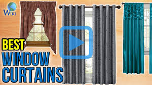 Top 10 Window Curtains Of 2017 Video Review