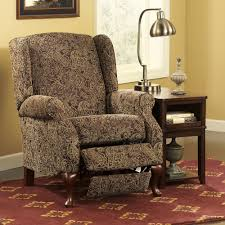 Overstock Living Room Sets by Signature Designs By Ashley Nadior Paisley Print High Leg Recliner