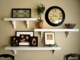 Living Room Shelf Ideas Living Room Wall Shelves Foter