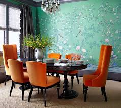best 25 orange dining room ideas on pinterest orange dining