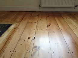 can my 10 year fitted wood flooring be sanded colorado