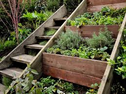 smart easy ideas for hillside landscaping hgtv s decorating simple tips for hillside landscaping