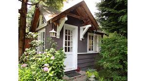 cottage style backyards backyard landscaping design ideas charming cottages and sheds