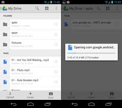android drive how to install android apks with drive