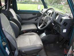 suzuki pickup interior suzuki sj413