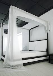 Contemporary Canopy Bed 20 Canopy Beds Ideas In Modern Bedroom Interiors