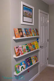 Ikea Picture Ledge How To Create A Library Wall Ribba Picture Ledge Picture Ledge