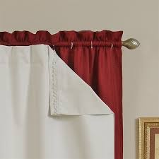 portrayal of blackout curtain liner more than just light blocker