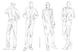 winter wear fashion illustrations latest fashion style