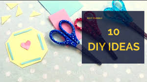 10 useful everyday diy ideas that everyone should know 2017