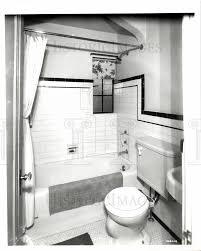 1930 press photo 1930 bathroom house middle class historic
