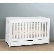 White Convertible Crib With Drawer 399 White Convertible Crib With Drawer Nursery Playroom