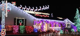 christmas light installation utah a list the best christmas lights in town st george news