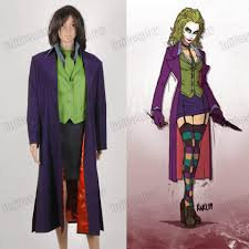 Female Joker Halloween Costume by Online Buy Wholesale Joker Batman Suit From China Joker Batman