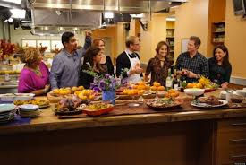 how the food network dominates thanksgiving huffpost