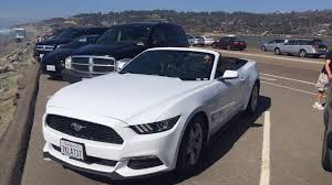 convertible mustang rental mustang convertible from thrifty car rental in san diego ca yelp