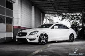 lowered amg davide458italia mercedes benz cls 63 amg by ultimate auto