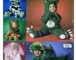 Toddler Halloween Costume Patterns Lion Costume Pattern Etsy