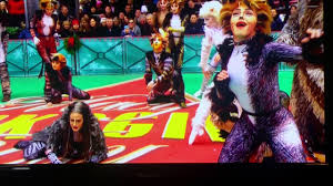 musical thanksgiving cats musical 2016 macy u0027s thanksgiving parade jellico cat youtube