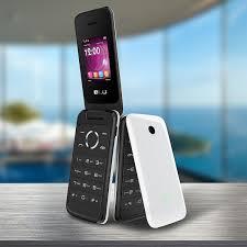 amazon com blu diva flex flip phone unlocked dual sim white