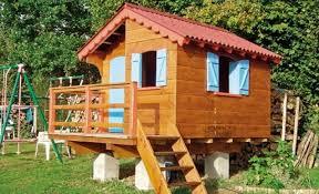 cabane jardin une cabane dans le jardin systèmed fr le site des travaux réussis