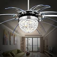 Modern Ceiling Light Fixture by Rs Lighting Modern Fashion 42 Inch Blades Ceiling Fan With Led