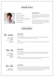 resume online format best 25 online resume template ideas on