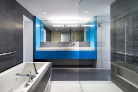 luxury modern bathroom interior design