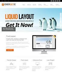 40 great responsive html website templates