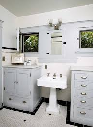 bungalow bathroom ideas compact comfort in a bungalow medicine cabinets bungalow and tubs