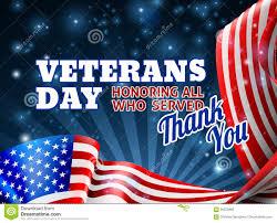 Design Of American Flag Veterans Day Background American Flag Design Stock Vector Image