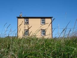 saltbox coastal home in bonavista downtown vrbo