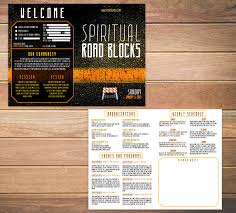 design your own church fans free church bulletin templates 8 professionally designed bulletins