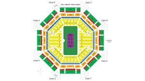 australian open seating guide eseats com