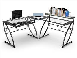 Glass Gaming Desk by Amazing Pc Gaming Desks The Top Resource Deskscribe