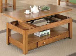 Coffee Table With Lift Top And Storage Finish Modern Lift Top Coffee Table W Options