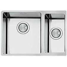 Smeg Kitchen Sink Smeg Vstr3418 2 Undermount Kitchen Sink Rectangular Stainless