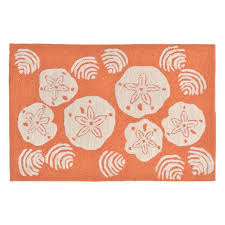 Coral Outdoor Rug 166 Best Rugs Images On Pinterest Beach Bathrooms Beach Dining