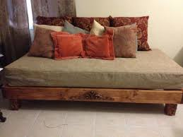 Diy King Platform Bed Frame by Furniture Diy Flat Reclaimed Wood California King Platform Bed